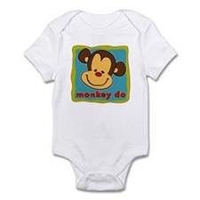 Monkey Do Infant Bodysuit