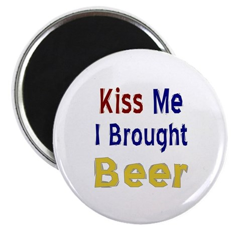 Funny Thanksgiving Beer Magnet