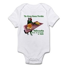 Velveeta Infant Bodysuit