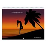 Unique Naturist Wall Calendar