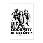 The REAL Community Organizers Mini Poster Print