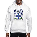 Nazarov Family Crest Hooded Sweatshirt