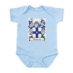Nazarov Family Crest Infant Creeper