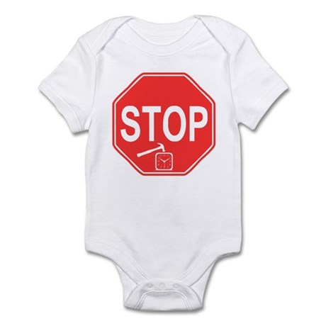 Stop! Hammer Time! Infant Bodysuit