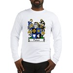 Panov Family Crest Long Sleeve T-Shirt