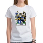 Panov Family Crest Women's T-Shirt