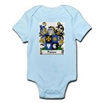 Panov Family Crest Infant Creeper