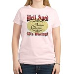 40th Birthday | Well Aged Women's Light T-Shirt