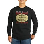 40th Birthday | Well Aged Long Sleeve Dark T-Shirt