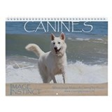 Canine Wall Calendar