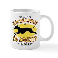 The Secret to IG Agility Mug