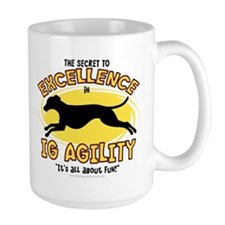 Secret IG Agility Coffee Mug