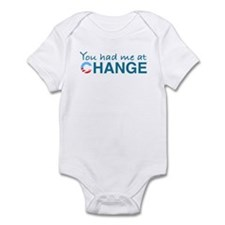 You had me at Change Infant Bodysuit