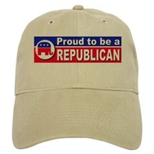 Proud to be a Republican Baseball Cap
