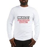 """Immunology...Cool Kids"" Long Sleeve T-Shirt"