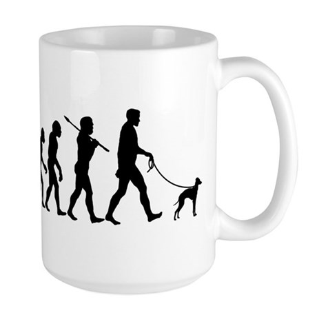 Italian Greyhound Large Mug
