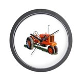 Allis chalmers tractors Wall Clock