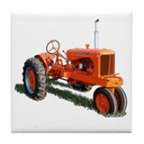 Farm tractor Tile Coaster