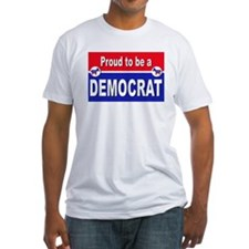 Proud to be a Democrat (Front) Shirt