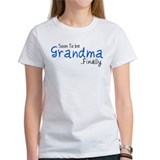 Soon to be Grandma Tee