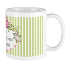 Being A Great Grandma Special Small Mug