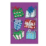 All Wrapped Up postcard (Pkg of 8)