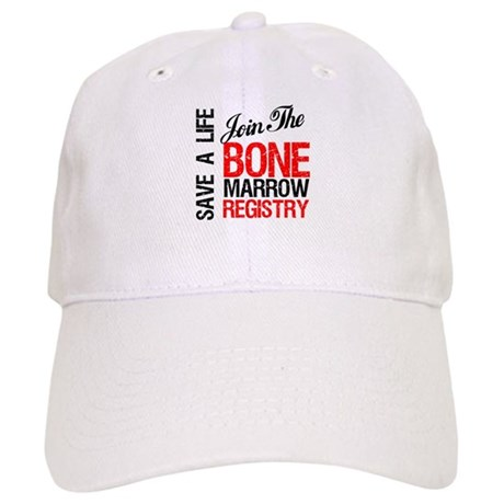 JoinTheBoneMarrowRegistry Cap