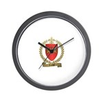 LESAGE Family Wall Clock