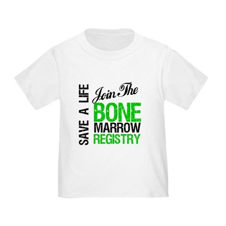 JoinTheBoneMarrowRegistry (G) Toddler T-Shi