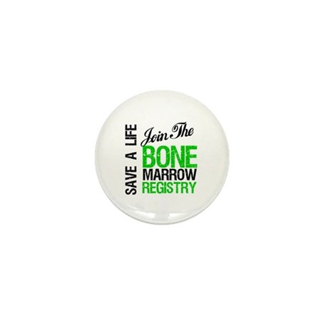 JoinTheBoneMarrowRegistry (G) Mini Button