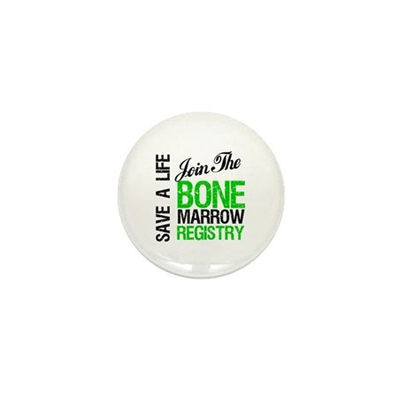 JoinTheBoneMarrowRegistry (G) Mini Button (10 pack