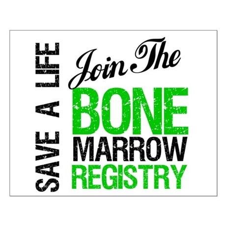JoinTheBoneMarrowRegistry (G) Small Poster