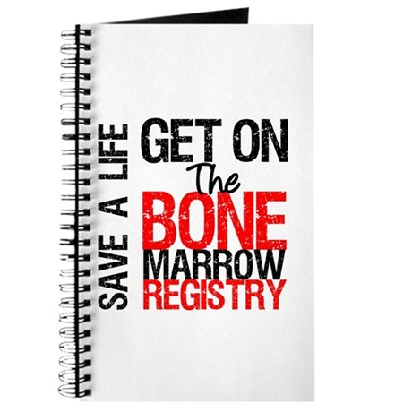GetOnThe Bone Marrow Registry Journal