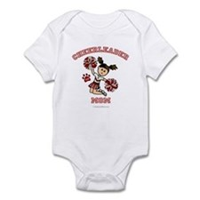 TJHS Cheerleader Mom Infant Bodysuit
