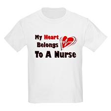 My Heart Nurse T-Shirt