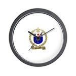 LEVASSEUR Family Wall Clock