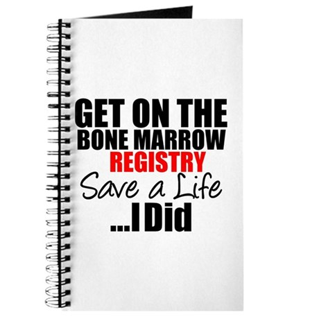 GetOn The BMT Registry Journal