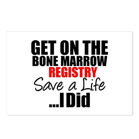 GetOn The BMT Registry Postcards (Package of 8)
