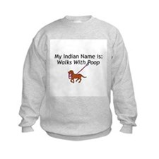 Indian Name Sweatshirt