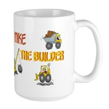 Mike the Builder Mug