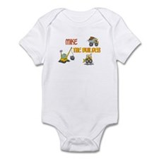 Mike the Builder Infant Bodysuit