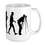 Land Surveying Surveyors Ceramic Mugs