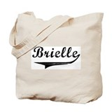 BRIELLE (vintage) Tote Bag