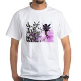 Purple Fairy w/Hummingbirds Shirt