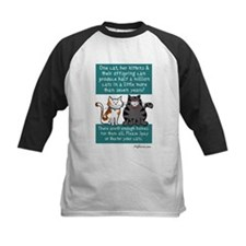 Half a Million Cats - Spay Neuter Tee