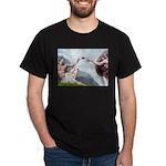 Creation/Maltese + Poodle Dark T-Shirt