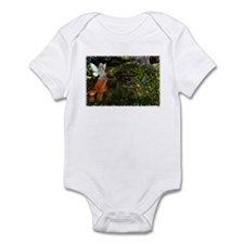 Fairy on a Mushroom Design 1 Infant Bodysuit
