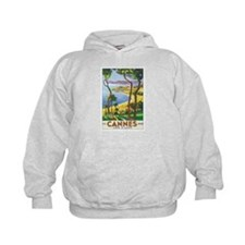Cannes France Hoody