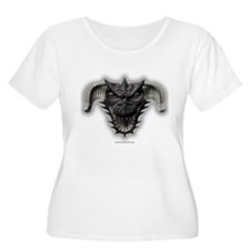 Black Dragon Head T-Shirt