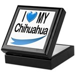 My Chihuahua Keepsake Box